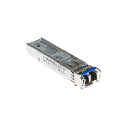 1000BASE-LX/LH SFP transceiver module, MMF/SMF, 1310nm, DOM