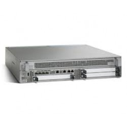 Cisco ASR1002-X Chassis, 6 built-in GE, Dual P/S, 4GB DRAM