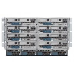 UCS 5108 Blade Server AC2 Chassis w/FI 6324 , No Blades