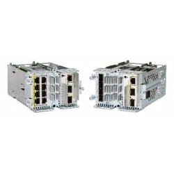 EtherSwitch 8x 10/100T (4 PoE) ports + 2 100/1000 SFP