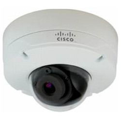 Cisco Video Surveillance IP Camera, Outdoor VR HD Dome Body