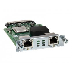 2-Port 3rd Gen Multiflex Trunk Voice/WAN Int. Card - T1/E1