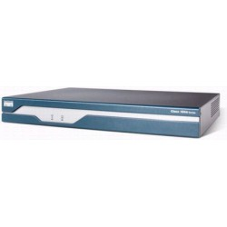 Cisco 1841 Modular Router w/2xFE, 2 WAN slots, 32 FL/128 DR - REFURBISHED