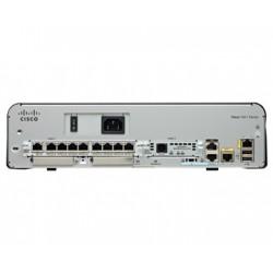 Cisco 1941 Router w/2 GE,2 EHWIC, 256MB CF/2,5 GB DRAM, IPB SW