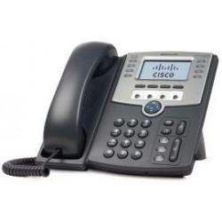 1 Line IP Phone with Display, PoE and Gigabit PC Port