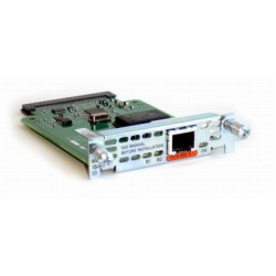 1-Port ISDN WAN Interface Card (dial and leased line)