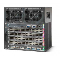 Cat4500 E-Series 6-Slot Chassis, fan, no ps