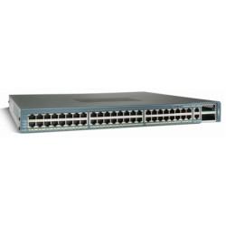Cat 4948E-F,opt sw,48x 10/100/1000+ 4 SFP+,no PS,Fr Ext