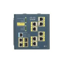 Cisco IE 3000 Expansion Module, 8 100FX