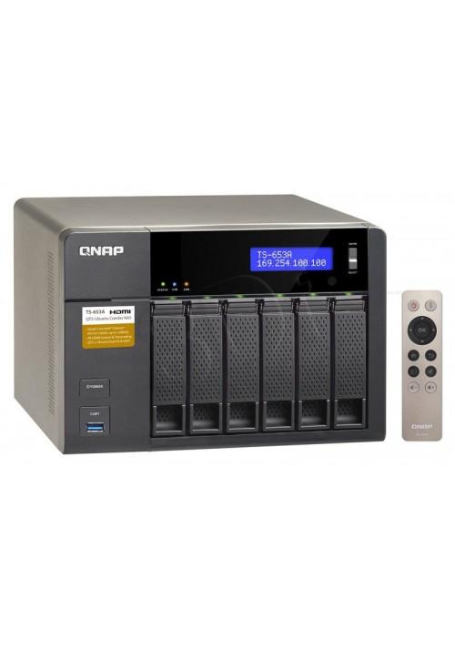 Serwer plików NAS QNAP TS-653A-8G