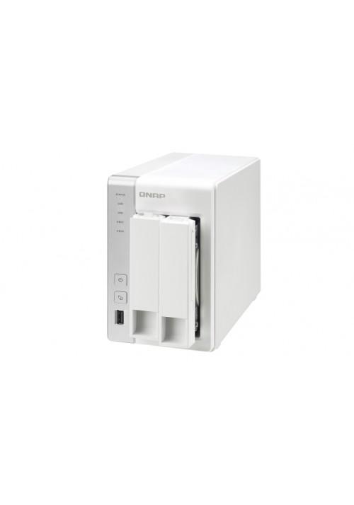 QNAP TS-220 NAS-Case Gigabit 2-Bay
